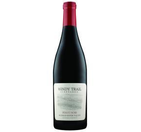 Windy Trail Vineyards - Pinot Noir bottle