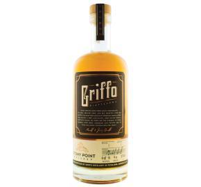 Griffo - Stony Point Whiskey bottle