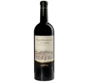 Tenuta Argentiera - Villa Donoratico bottle