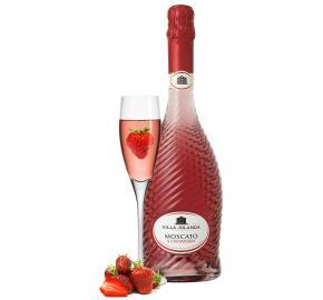 Villa Jolanda - Moscato and Strawberry