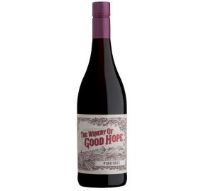 The Winery of Good Hope - Full Berry Pinotage bottle