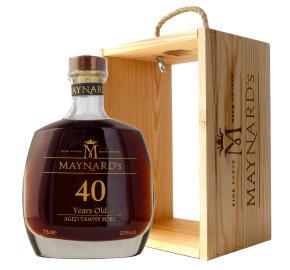 Maynard's - 40 Years Old Aged Tawny Port