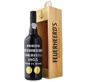 Feuerheerd's - Colheita Port bottle