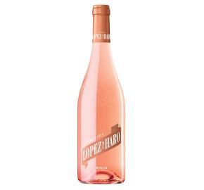 Hacienda Lopez de Haro - Rioja Rose bottle