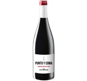 Castillo de Maluenda - Punto Y Coma - Old Vines bottle