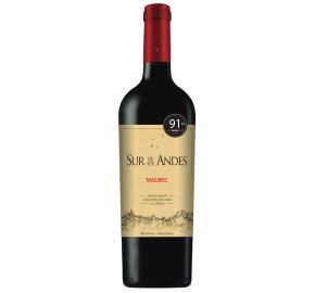 Sur de los Andes - Malbec bottle