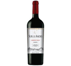 Sur de Los Andes - Cabernet Franc Reserva bottle
