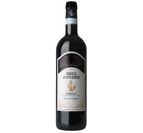 Rocca Giovanni - Barolo Ravera di Monforte bottle