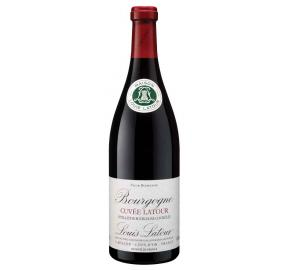Louis Latour - Bourgogne - Cuvee Latour - Rouge bottle