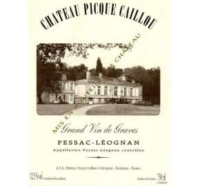 Chateau Picque Caillou