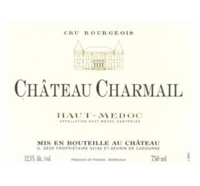 Chateau Charmail label