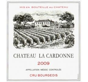 Chateau La Cardonne  label
