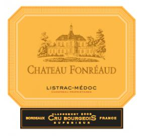 Chateau Fonreaud label