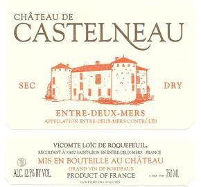 Chateau De Castelneau - Entre Deux Mers