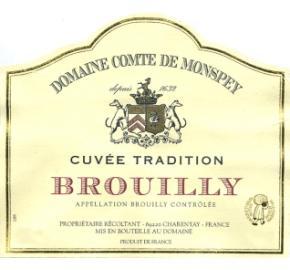 Domaine Comte de Monspey - Cuvee Tradition