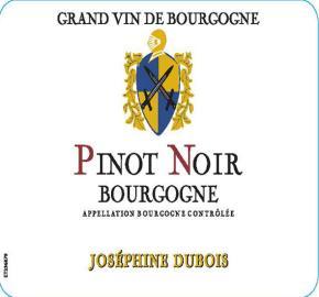 Josephine Dubois - Grande Reserve - Pinot Noir