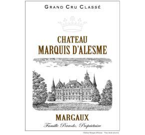 Chateau Marquis D'Alesme Becker