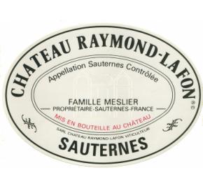 Chateau Raymond-Lafon