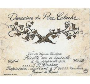 Pere Caboche - Le Petit Caboche - Vin de Pays de Vaucluse - Blanc
