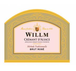 Alsace Willm - Brut Rose