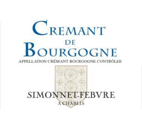 Simonnet-Febvre - Cremant De Bourgogne Brut