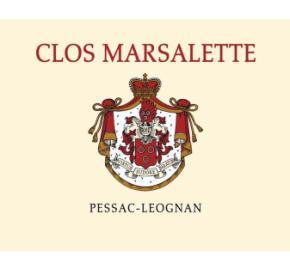 Clos Marsalette Rouge