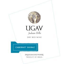 Ugav - Cabernet Shiraz label