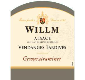 Alsace Willm - Gewurztraminer - Vendanges Tardives