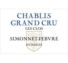 Simmonet-Febvre - Chablis Grand Cru Les Clos