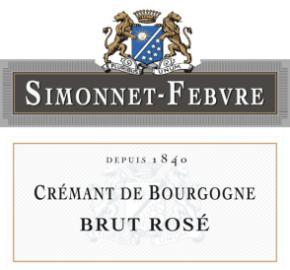 Simonnet-Febvre - Cremant Rose