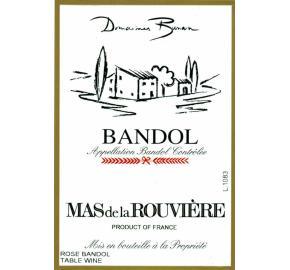 Domaines Bunan - Mas de la Rouviere - Bandol - Rose