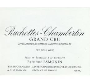 Frederic Esmonin - Ruchottes-Chambertin