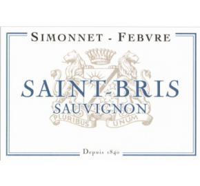 Simonnet-Febvre - St Bris Sauvignon Blanc