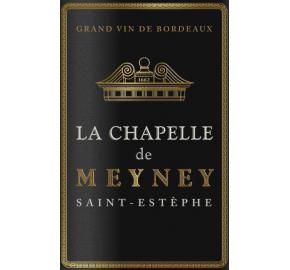 La Chapelle De Meyney label