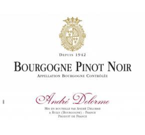 Andre Delorme - Bourgogne Pinot Noir