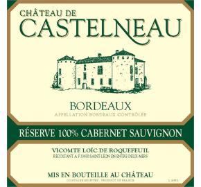 Chateau De Castelneau - Cabernet Sauvignon