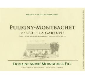 Domaine Andre Moingeon & Fils - 1er Cru - La Garenne