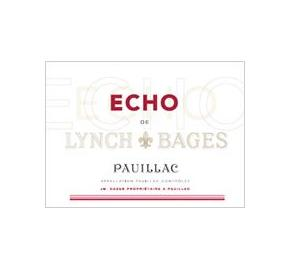 Echo De Lynch Bages label