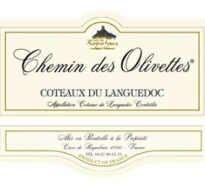Cave de Roquebrun - Chemin des Olivettes label