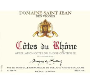 Domaine Saint Jean des Vignes