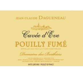 Jean Claude Dagueneau - Cuvee d'Eve