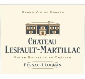Chateau Lespault-Martillac Blanc