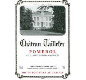 Chateau Taillefer label
