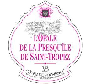 L'Opale de La Presqu'ile de St Tropez Provence - Rose