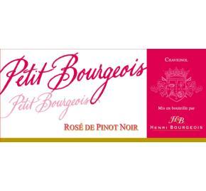 Petit Bourgeois - Rose de Pinot Noir