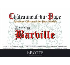 Brotte - Domaine Barville