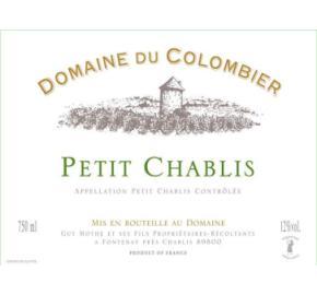 Domaine du Colombier - Petit Chablis