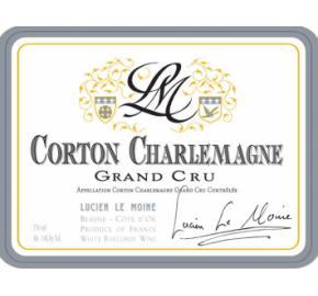 Lucien Le Moine - Corton Charlemagne