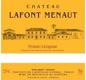 Chateau Lafont Menaut