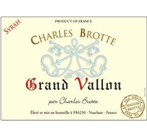 Charles Brotte - Grand Vallon